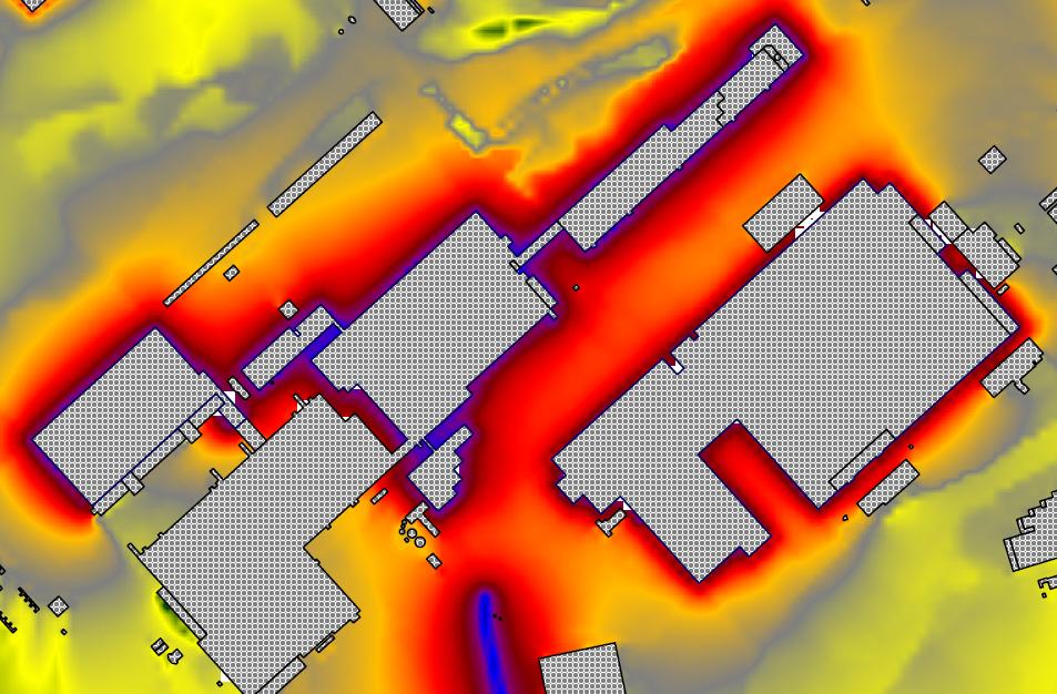 Mapas de ruido en la industria
