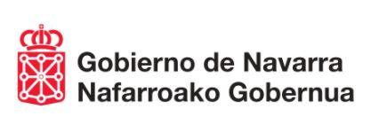 Acreditación por parte del Gobierno de Navarra.
